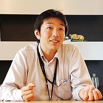 米田スタッフ写真